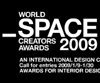 WORLD Space Creators Awards 2009