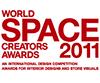 WORLD Space Creators Awards 2011