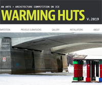 Warming Huts Competition 2019