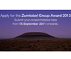 Zumtobel Group Award for Sustainability and Humanity in the Built Environment 2012