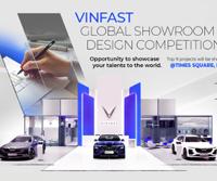 VinFast Global Showroom Design Competition